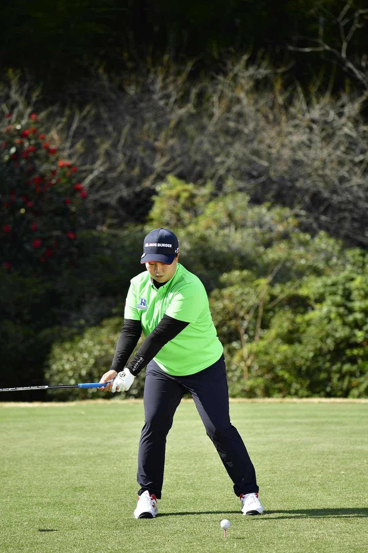 画像 : 3番目の画像 - アン・ソンジュのドライバー連続写真 - みんなのゴルフダイジェスト