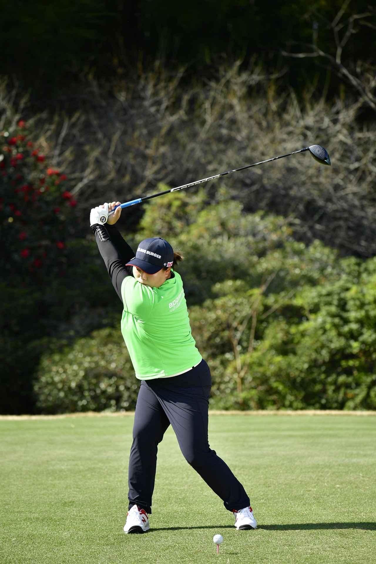 画像 : 8番目の画像 - アン・ソンジュのドライバー連続写真 - みんなのゴルフダイジェスト