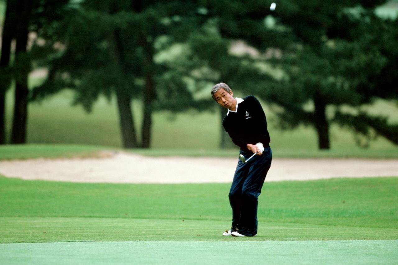 画像: 日本アマを6度制した伝説のアマチュアゴルファー・中部銀次郎