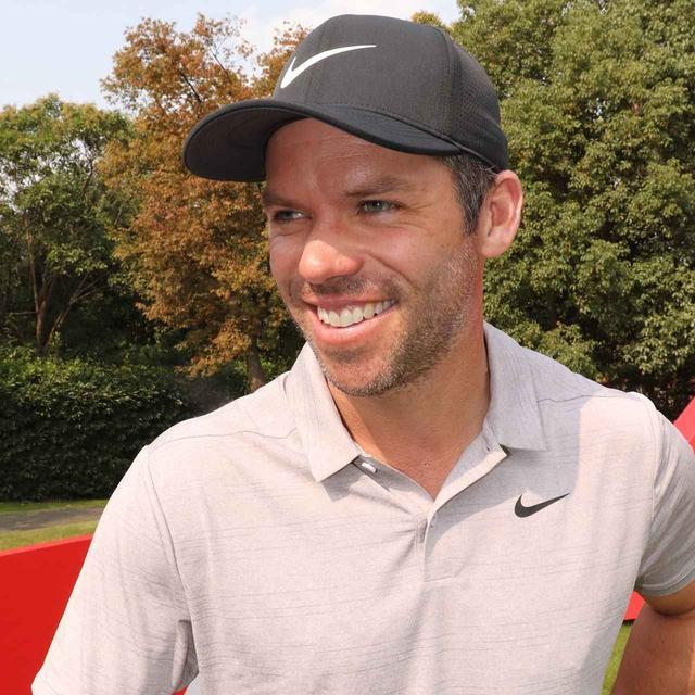 画像: チームメンバーについて笑顔で語ってくれたポール・ケイシー(写真は2018年のHSBCチャンピオンズ)
