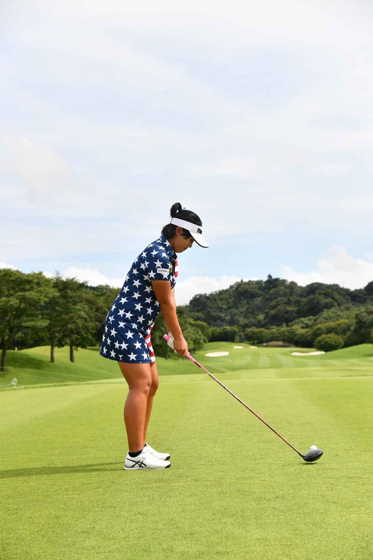 画像: 1番目の画像 - ささきしょうこのドライバー連続写真 - みんなのゴルフダイジェスト