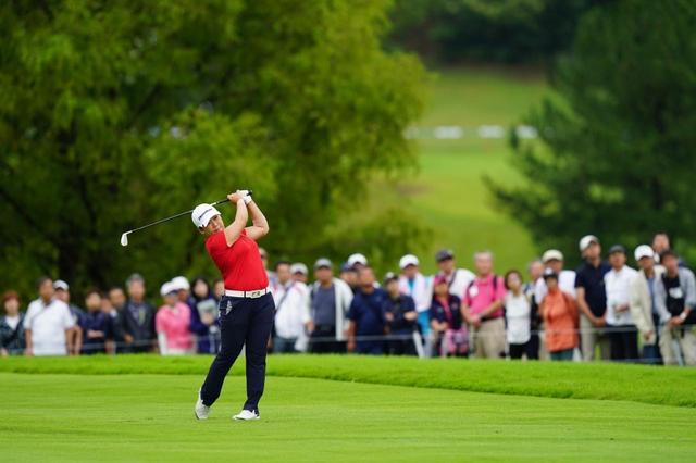 画像: パーオン率は74.0981%と1位(写真は2018年日本女子プロゴルフ選手権 撮影/姉崎正)