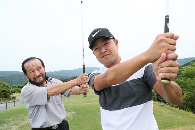 画像: 幼少期から篠塚に師事している男子プロ・時松隆光もテンフィンガーの使い手