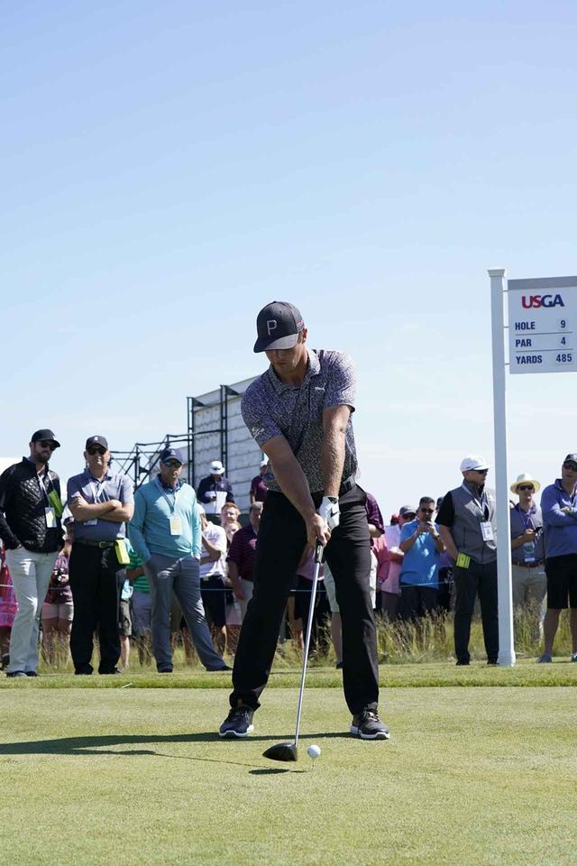 画像: 1番目の画像 - ブライソン・デシャンボーのドライバー連続写真 - みんなのゴルフダイジェスト