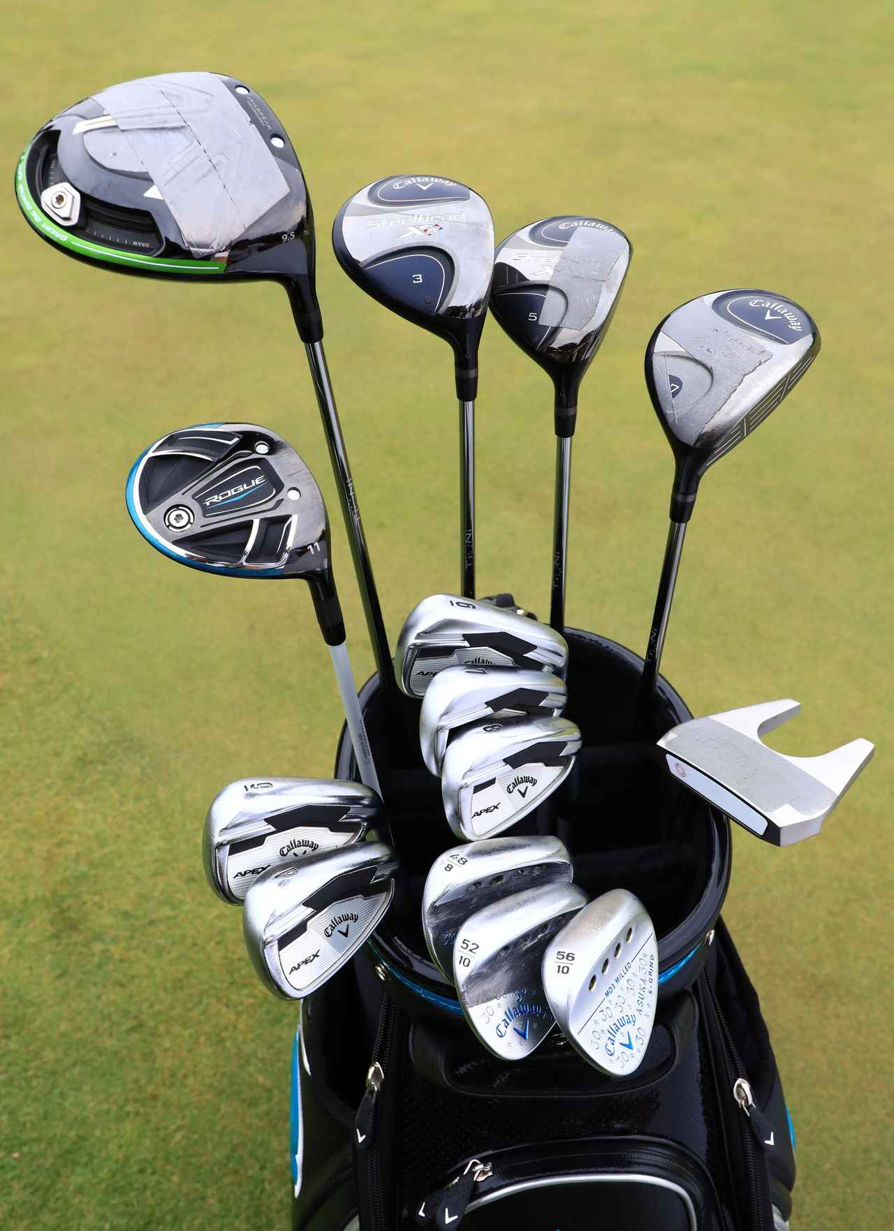 Images : 6番目の画像 - 柏原明日架の14本 - みんなのゴルフダイジェスト