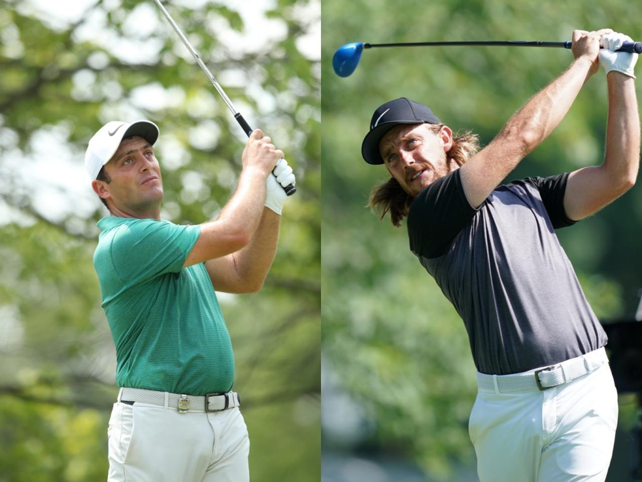 画像: ライダーカップではモリナリ(左)とフリートウッド(右)のコンビでブレイク(写真は2018年の全米プロゴルフ選手権)