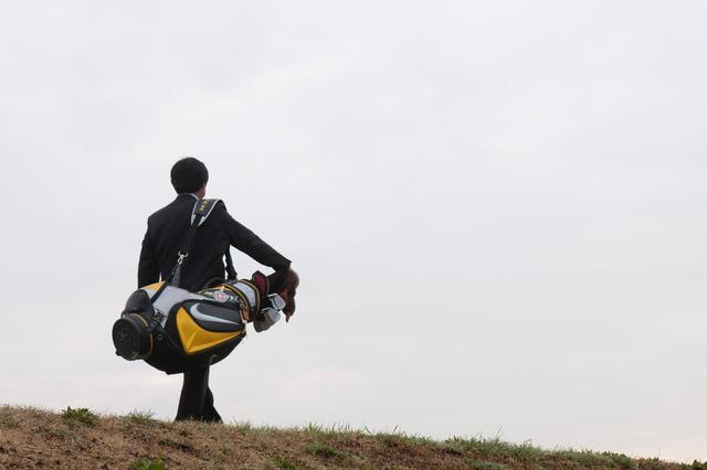 """画像: サラリーマンゴルファーの現代""""接待ゴルフ""""事情はどうなっているのだろうか(写真/田中宏幸)"""
