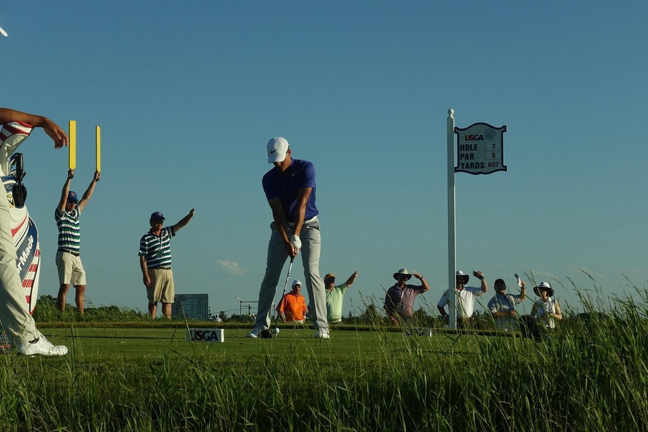 画像: 1番目の画像 - 驚異の平均340ヤード! キャメロン・チャンプの連続写真 - みんなのゴルフダイジェスト