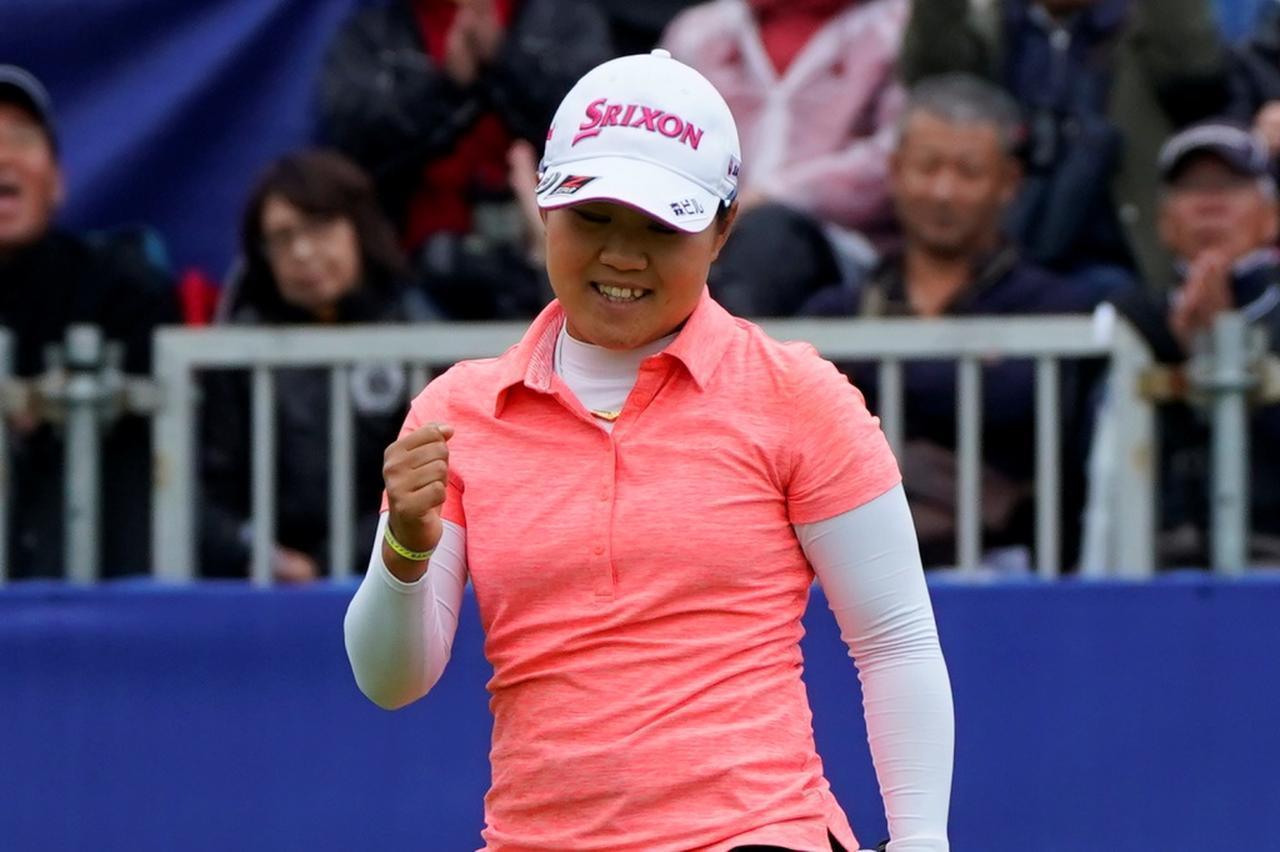 画像: 米女子ツアーで2勝目を挙げる畑岡は世界ランク6位(写真は2018年のTOTOジャパンクラシック  撮影/岡沢裕行)