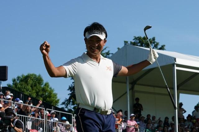 画像: 2018年の日本ゴルフツアー選手権で初優勝を遂げた市原。ダンロップフェニックスで通算2勝目を挙げ賞金ランキング4位(写真は2018年日本ゴルフツアー選手権 撮影/姉崎正)