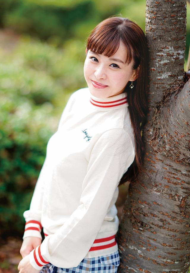 画像: 「趣味は料理とチアダンス。好きなプロゴルファーは上田桃子プロです」