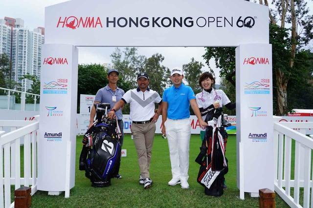 画像: 今年からHONMAが冠スポンサーとなった欧州ツアー開幕戦。宮里、川村の活躍に期待!