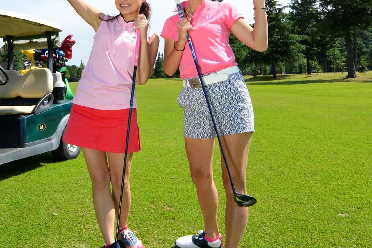 画像: 可愛いウェアを身にまとった写真やラウンドの様子をSNSにアップしているゴルフ女子は多い(撮影/増田保雄)