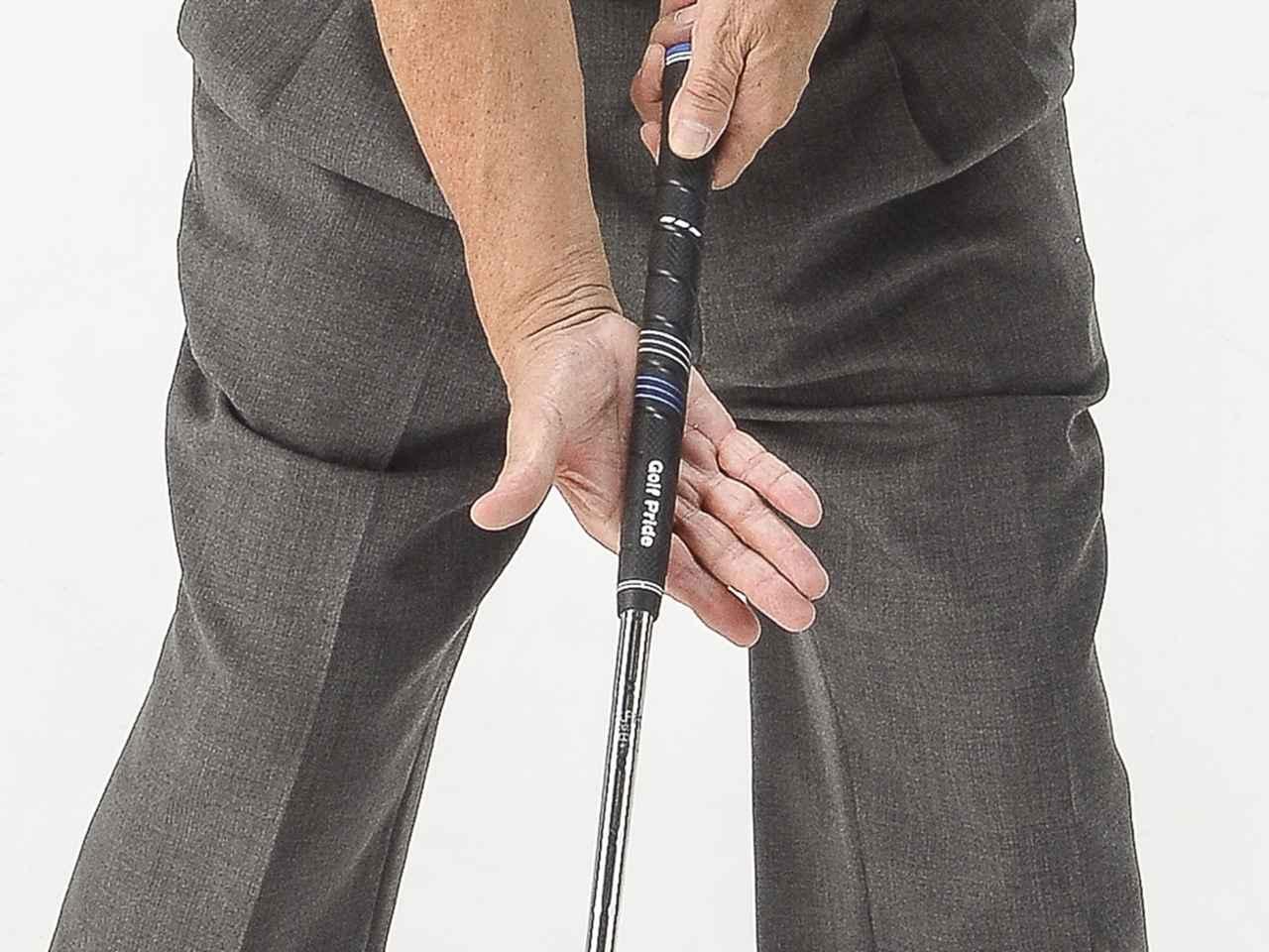 画像: 手のひらは、力を必要とする作業が得意。手のひらは、大きくゆっくり動かす動作が得意。手のひらは、プレッシャーにも強い(撮影/浅田紀元)