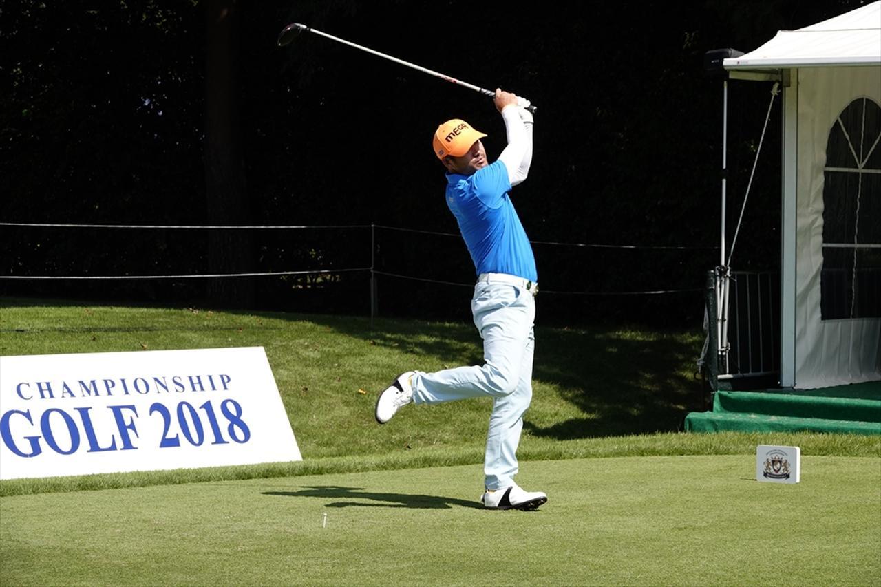 Images : 22番目の画像 - チェ・ホソンのドライバー連続写真 - みんなのゴルフダイジェスト