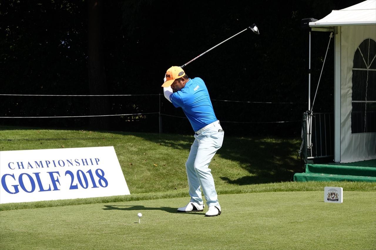 Images : 5番目の画像 - チェ・ホソンのドライバー連続写真 - みんなのゴルフダイジェスト
