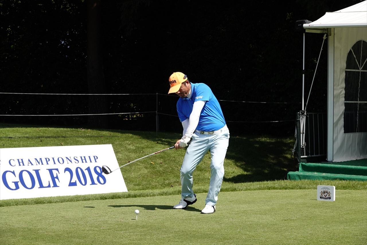 Images : 15番目の画像 - チェ・ホソンのドライバー連続写真 - みんなのゴルフダイジェスト