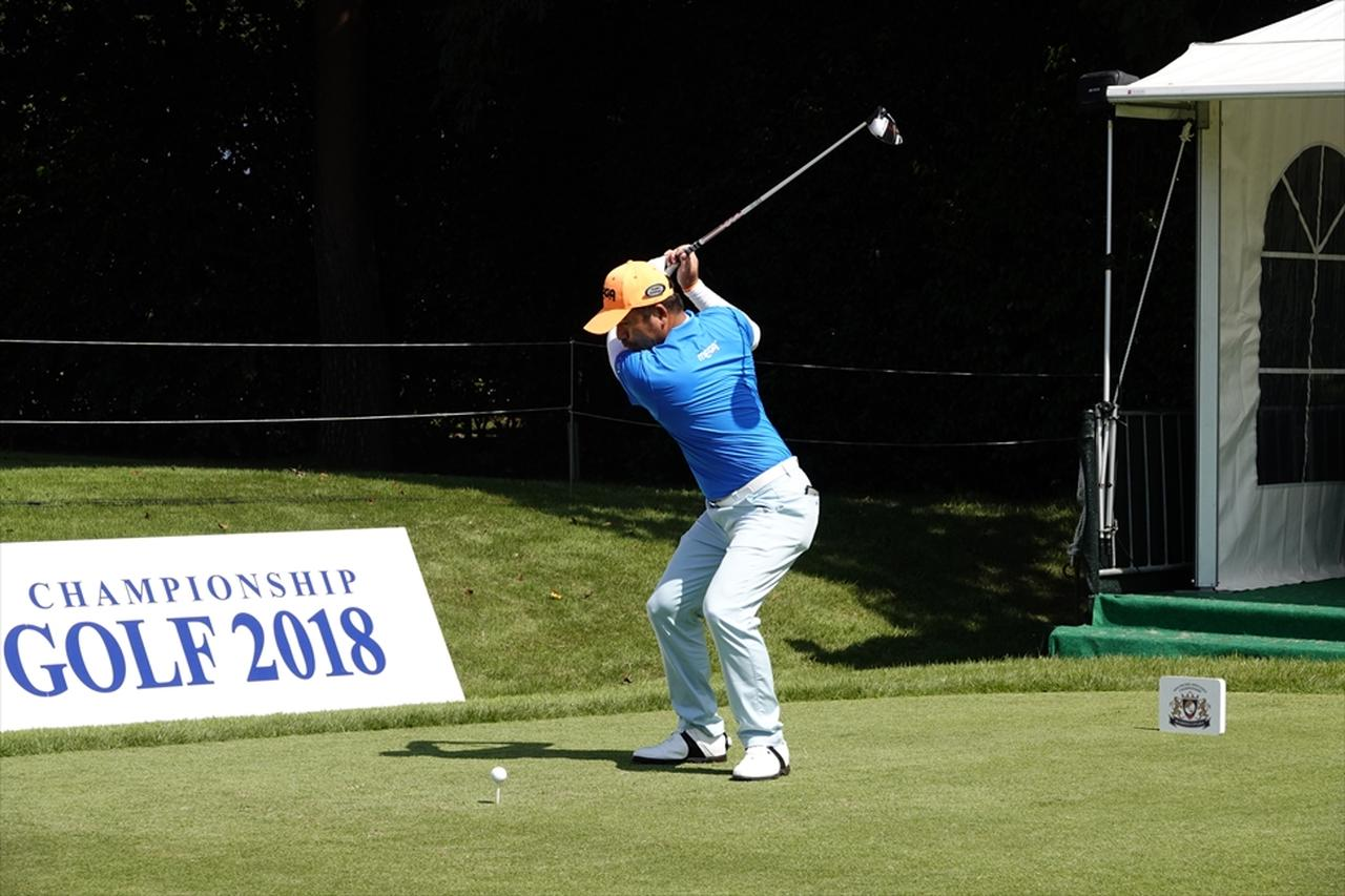 Images : 11番目の画像 - チェ・ホソンのドライバー連続写真 - みんなのゴルフダイジェスト
