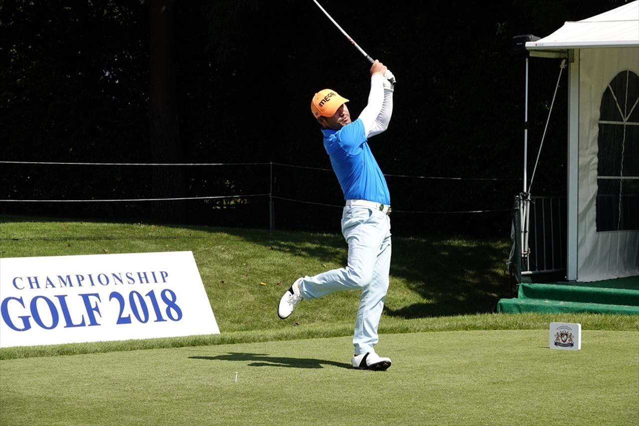 Images : 21番目の画像 - チェ・ホソンのドライバー連続写真 - みんなのゴルフダイジェスト