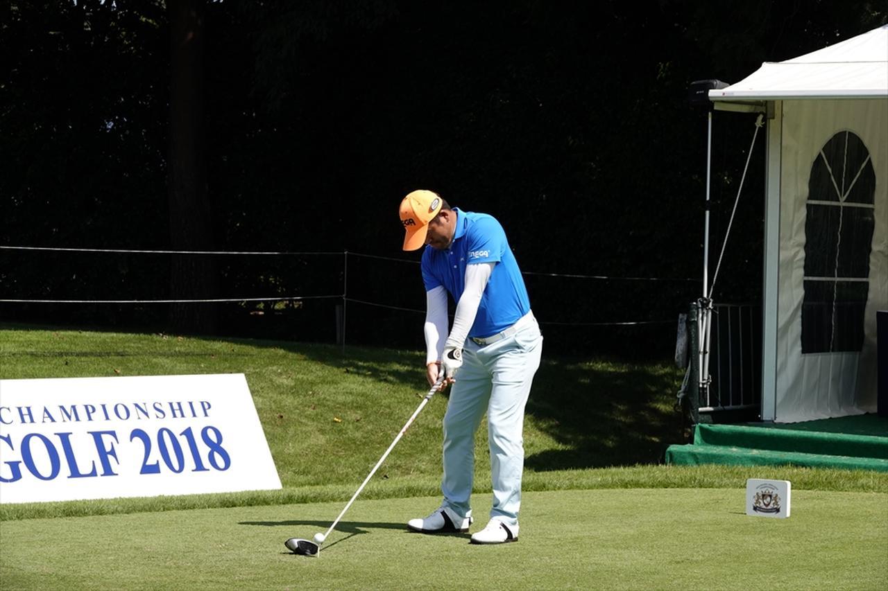 Images : 1番目の画像 - チェ・ホソンのドライバー連続写真 - みんなのゴルフダイジェスト