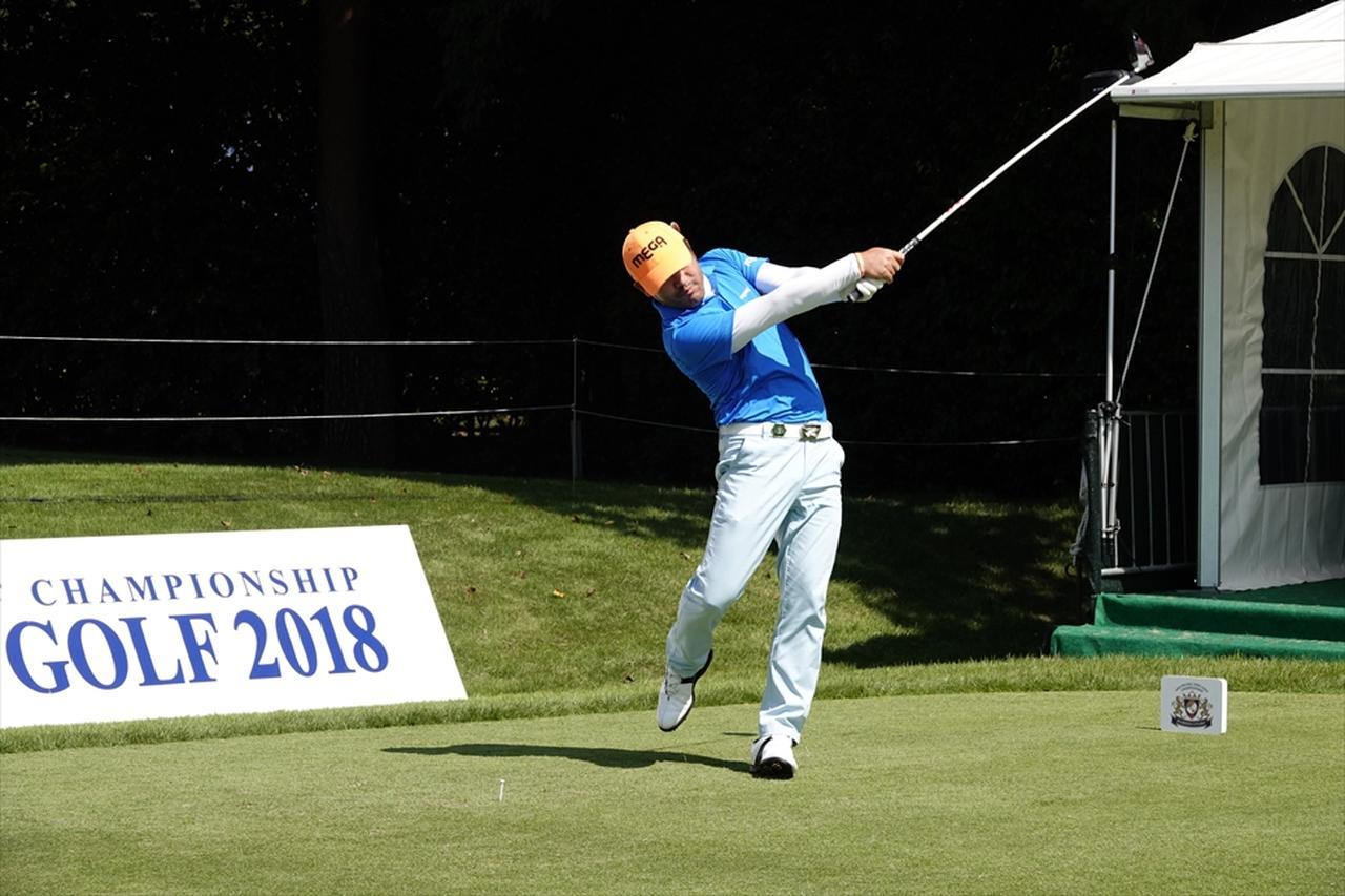 Images : 19番目の画像 - チェ・ホソンのドライバー連続写真 - みんなのゴルフダイジェスト