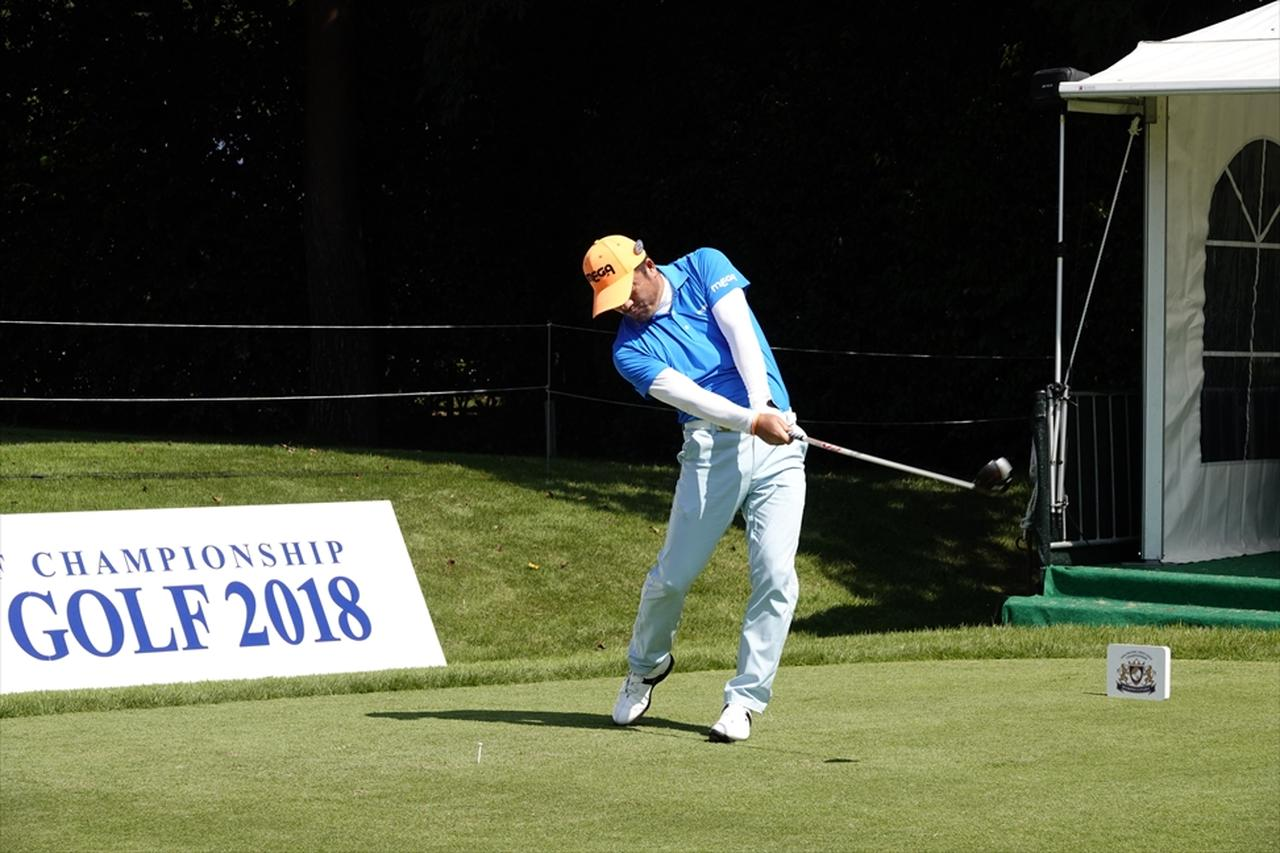 Images : 17番目の画像 - チェ・ホソンのドライバー連続写真 - みんなのゴルフダイジェスト