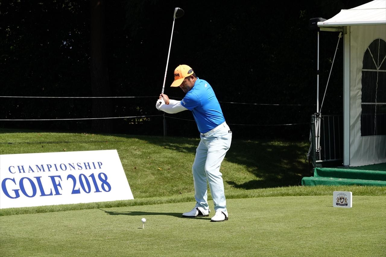 Images : 3番目の画像 - チェ・ホソンのドライバー連続写真 - みんなのゴルフダイジェスト