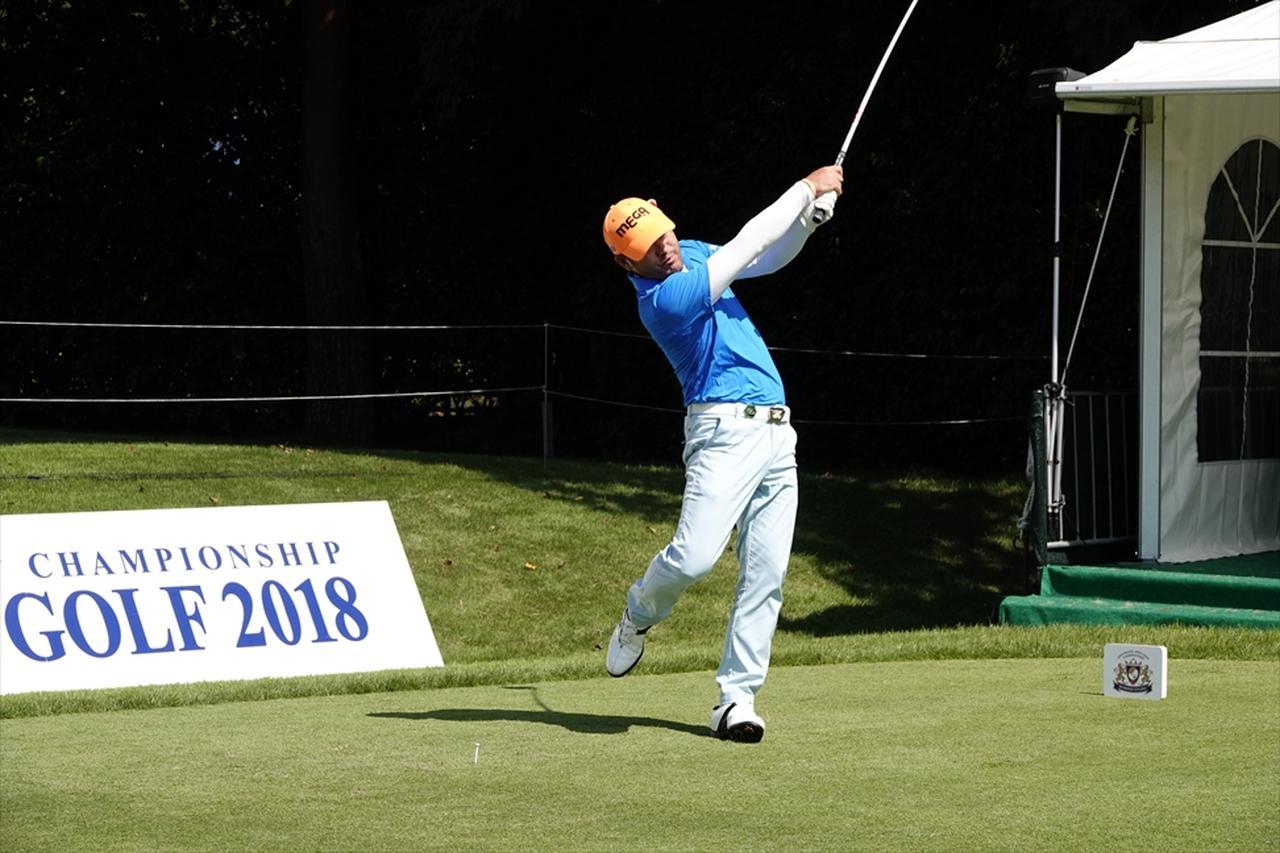 Images : 20番目の画像 - チェ・ホソンのドライバー連続写真 - みんなのゴルフダイジェスト