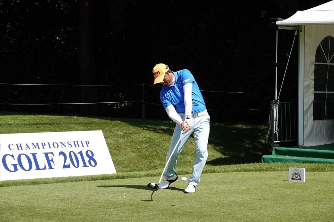 Images : 16番目の画像 - チェ・ホソンのドライバー連続写真 - みんなのゴルフダイジェスト