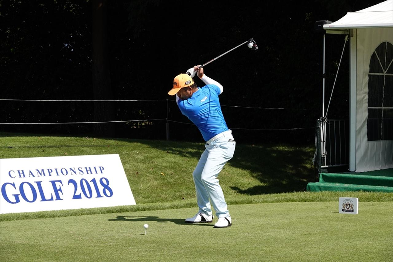 Images : 9番目の画像 - チェ・ホソンのドライバー連続写真 - みんなのゴルフダイジェスト
