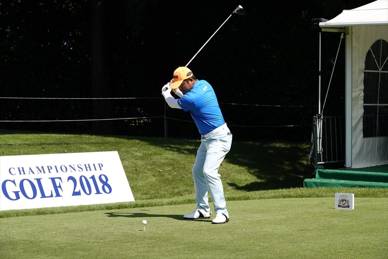 Images : 4番目の画像 - チェ・ホソンのドライバー連続写真 - みんなのゴルフダイジェスト