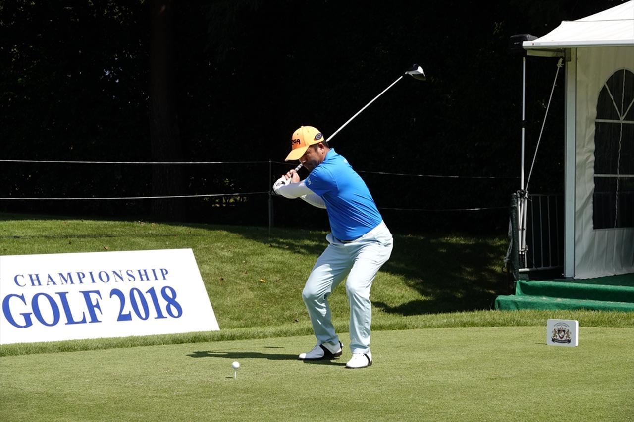 Images : 13番目の画像 - チェ・ホソンのドライバー連続写真 - みんなのゴルフダイジェスト
