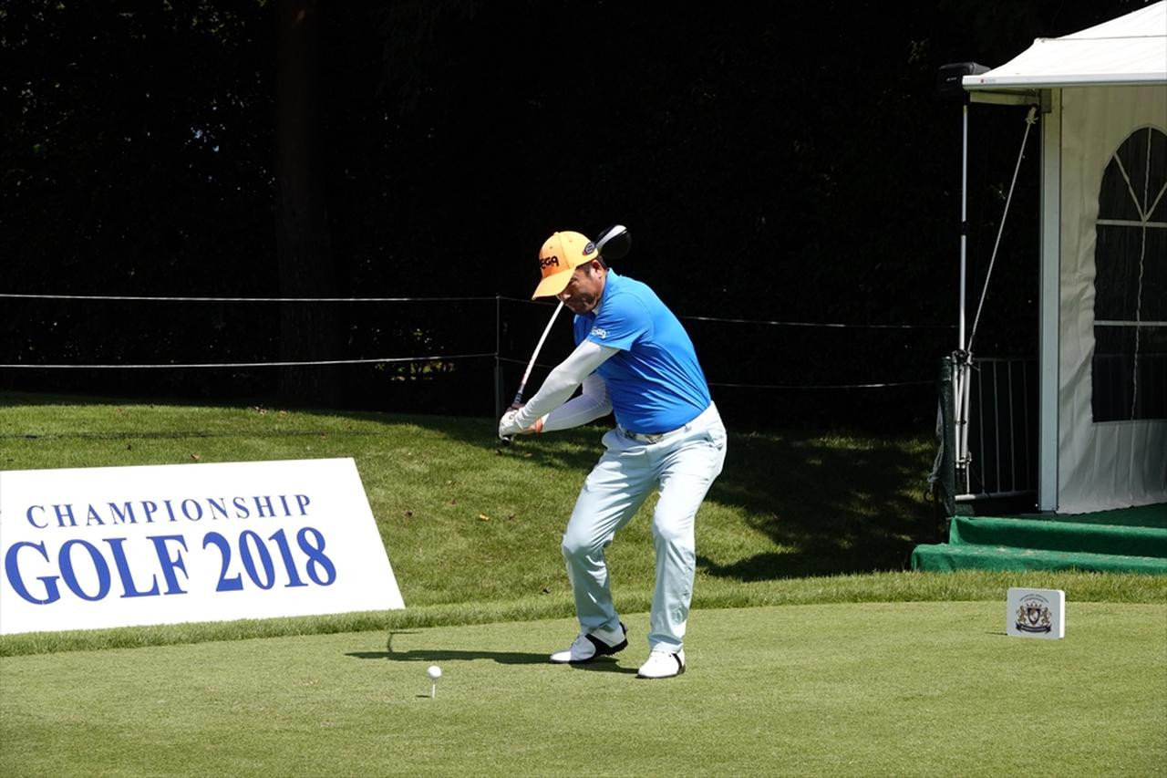 Images : 14番目の画像 - チェ・ホソンのドライバー連続写真 - みんなのゴルフダイジェスト