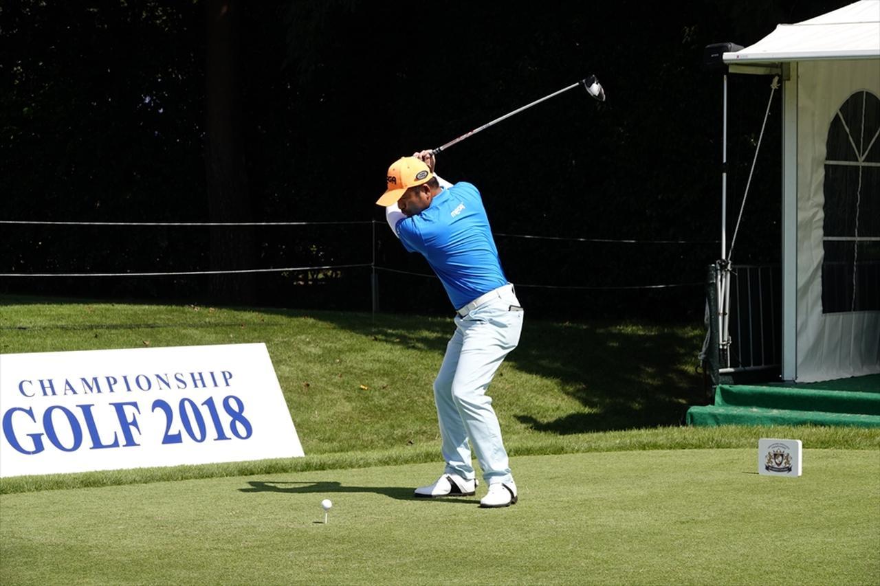 Images : 6番目の画像 - チェ・ホソンのドライバー連続写真 - みんなのゴルフダイジェスト
