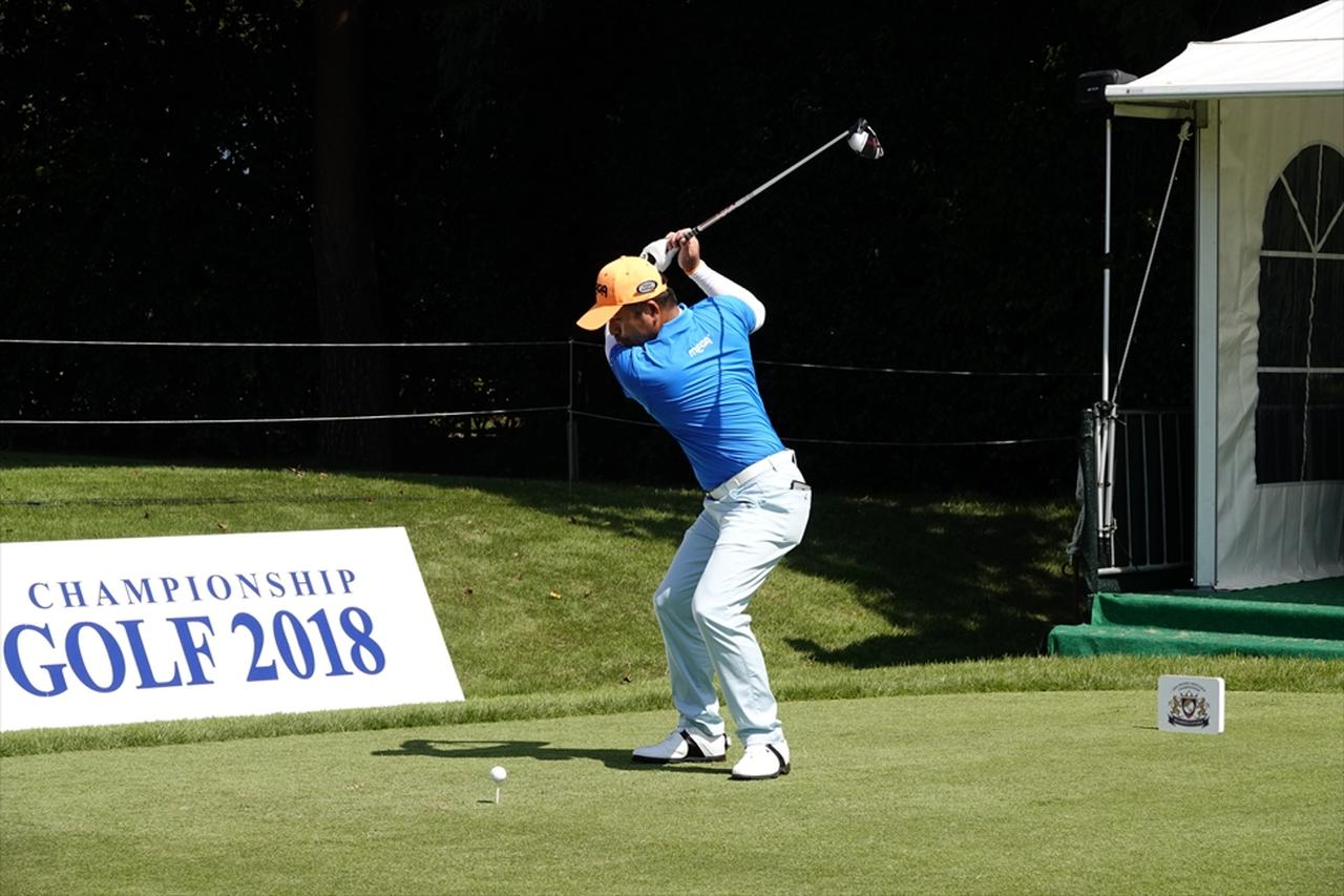 Images : 10番目の画像 - チェ・ホソンのドライバー連続写真 - みんなのゴルフダイジェスト