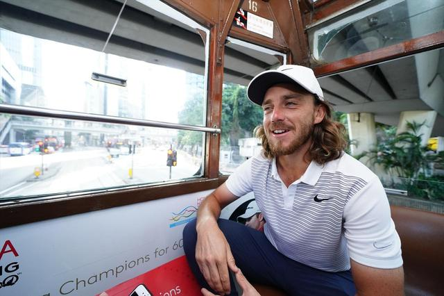 画像: 欧州ツアー開幕戦のホンマ香港オープンに出場したトミー・フリートウッドにドライバーのシャフトについて聞いた
