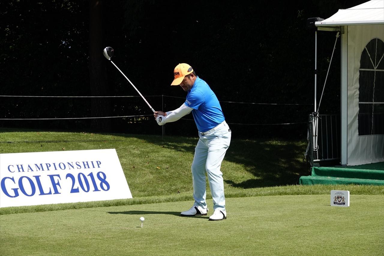 Images : 2番目の画像 - チェ・ホソンのドライバー連続写真 - みんなのゴルフダイジェスト