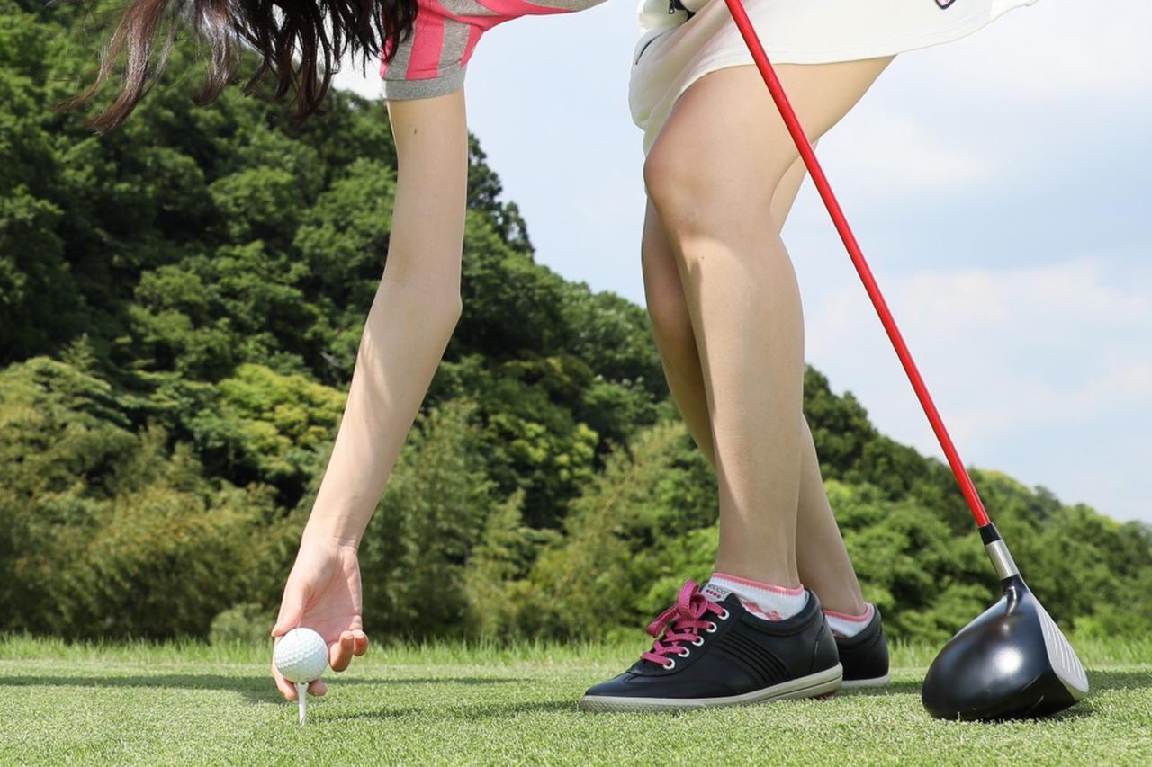 画像: レディスティが前のほうにあるコースはゴルフ女子もプレーしやすいかも!(撮影/姉崎正)