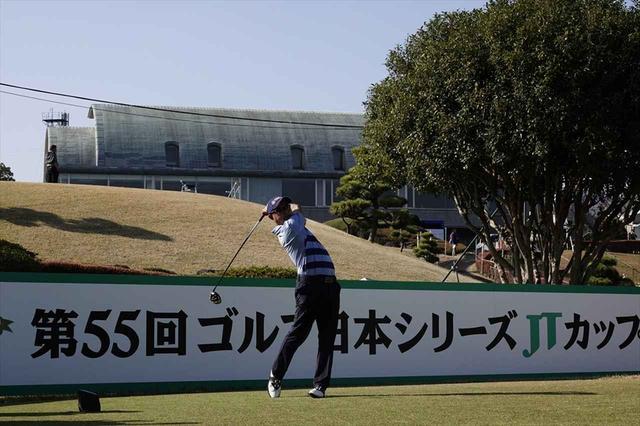 画像: 6年ぶりに出場する50歳の谷口は今回の日本シリーズ出場選手中最年長。ここ数年のこの時期は「カシオ(ワールドオープン)が終わってダランとしている時期」と言いつつ、もちろん自身も優勝を狙う