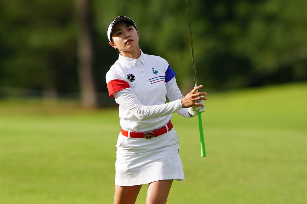 Images : 1番目の画像 - 三浦桃香写真館 - みんなのゴルフダイジェスト