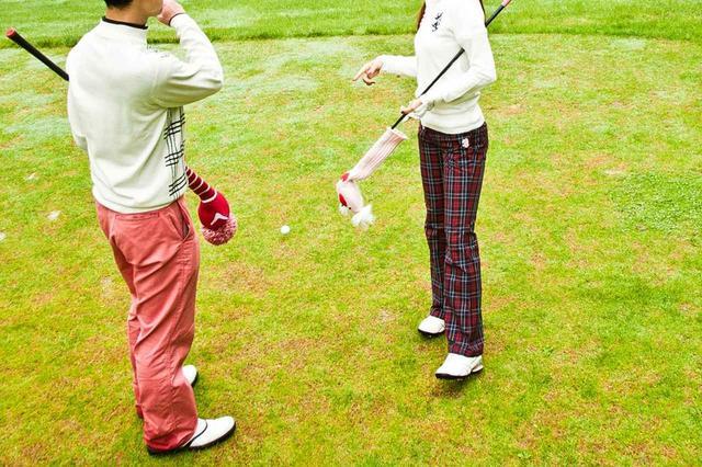 画像: 「夫・彼氏」がきっかけでゴルフを始めるゴルフ女子が多い