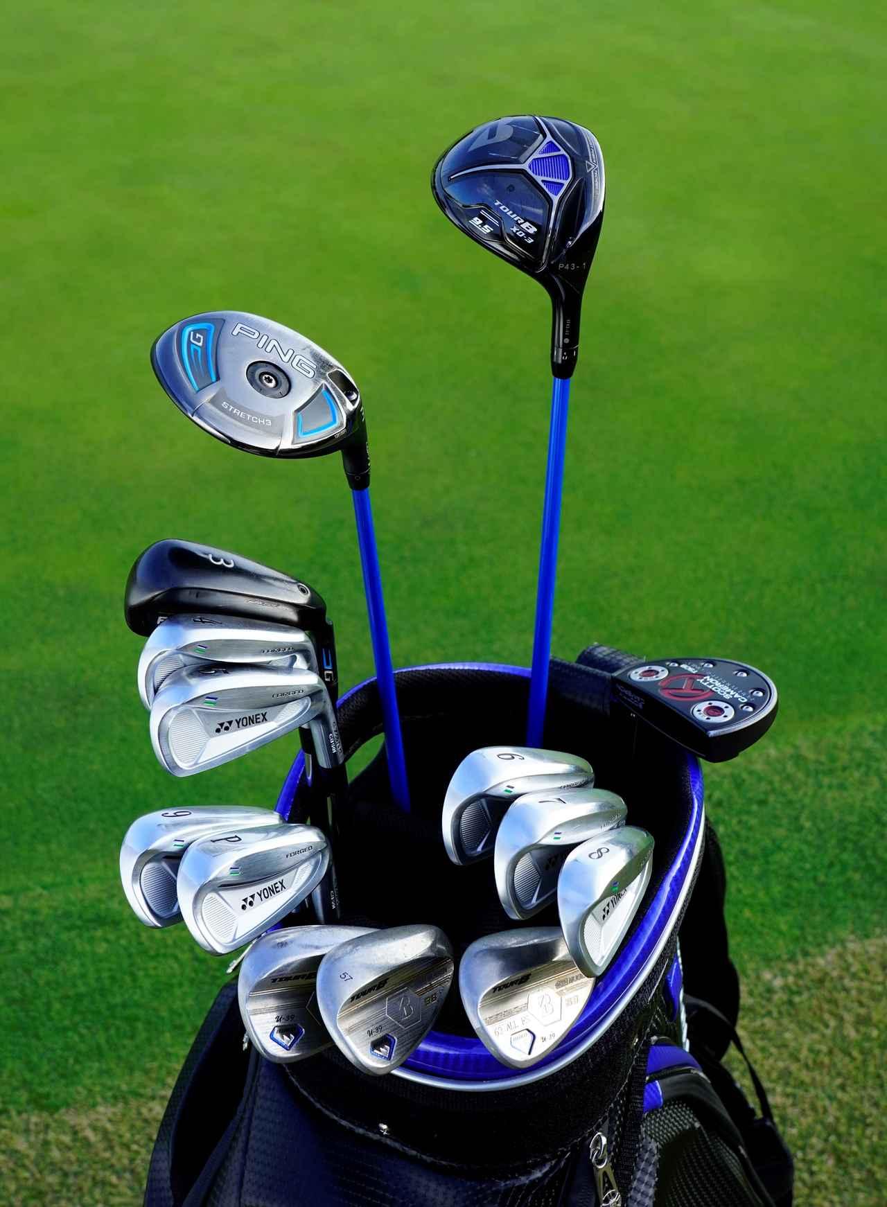 Images : 1番目の画像 - 宮里優作の14本 - みんなのゴルフダイジェスト