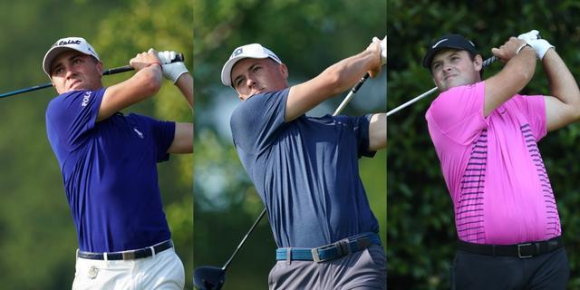 画像: 優勝するのはどの選手か(写真は左からジャスティン・トーマス、ジョーダン・スピース、パトリック・リード)