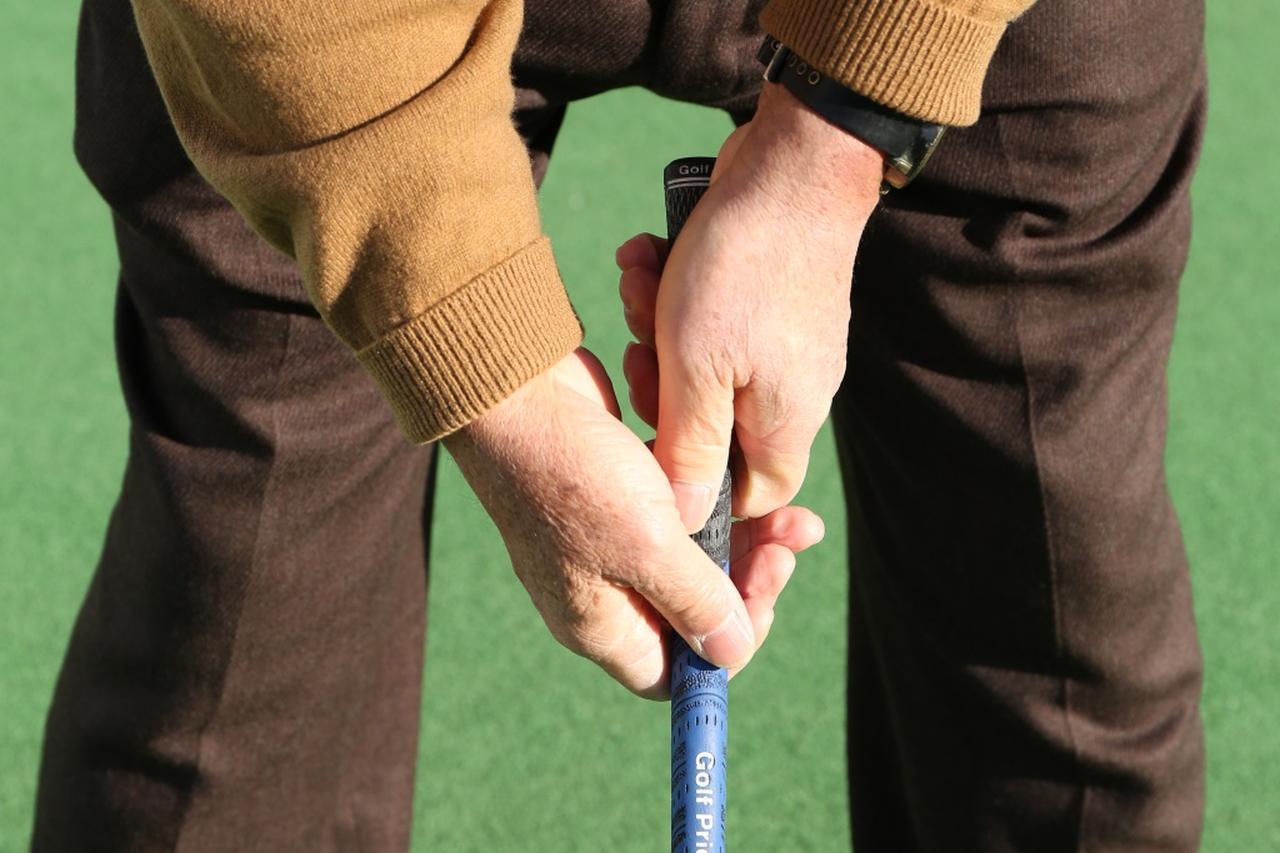 画像: 寒い時期を除けば、素手ゴルフ、意外と悪くないかも