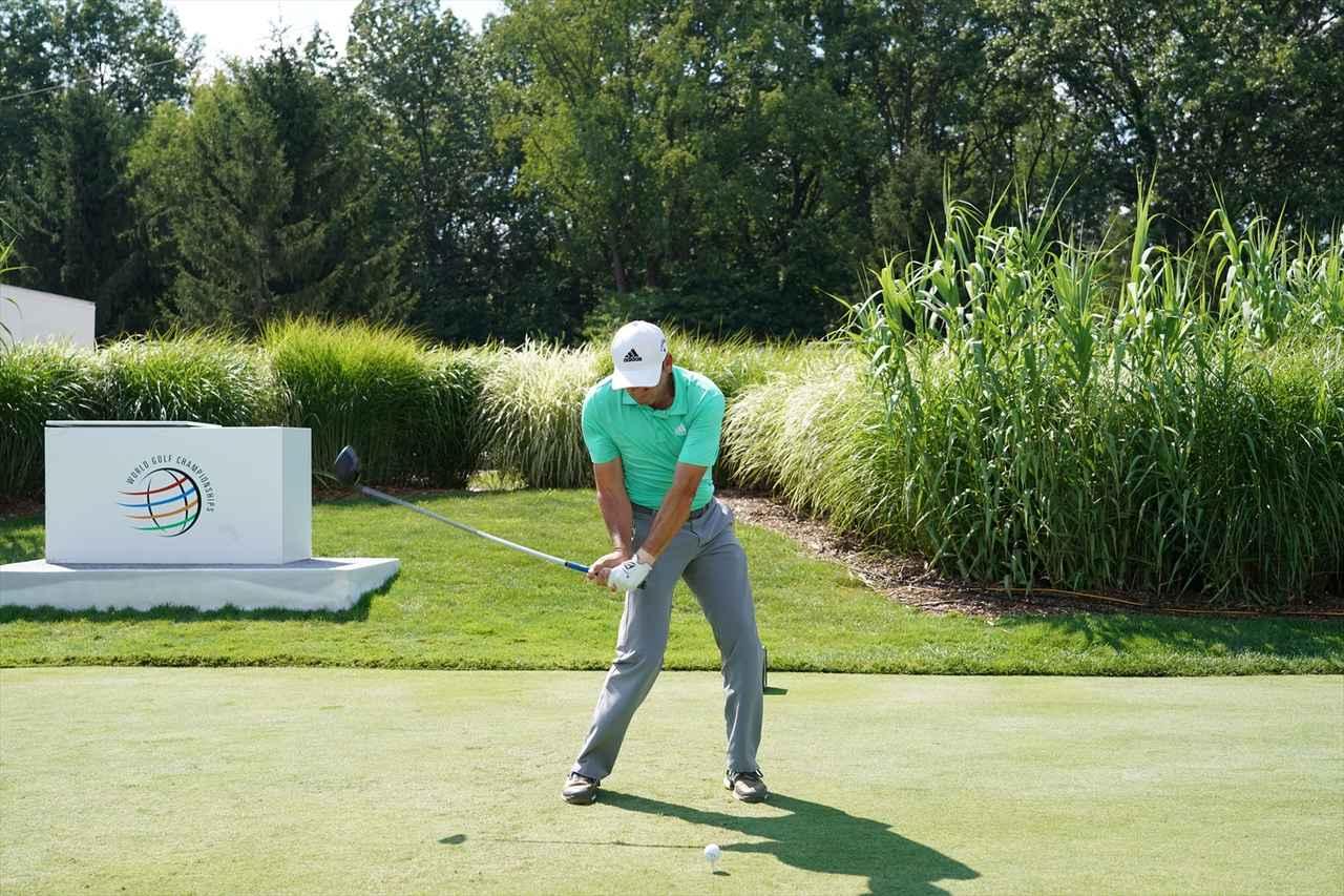 Images : 13番目の画像 - S・ガルシアドライバー連続写真 - みんなのゴルフダイジェスト