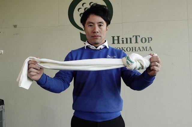 画像: 北海道の人気レッスンプロに聞いた! 冬の間に自宅でできる飛距離アップ練習法 - みんなのゴルフダイジェスト