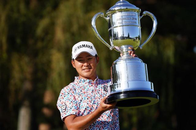 画像: 2018年の優勝はブリヂストンオープンでの1勝のみだが、平均点の高いゴルフで賞金王を掴んだ(写真は2018年のブリヂストンオープン 撮影/姉崎正)