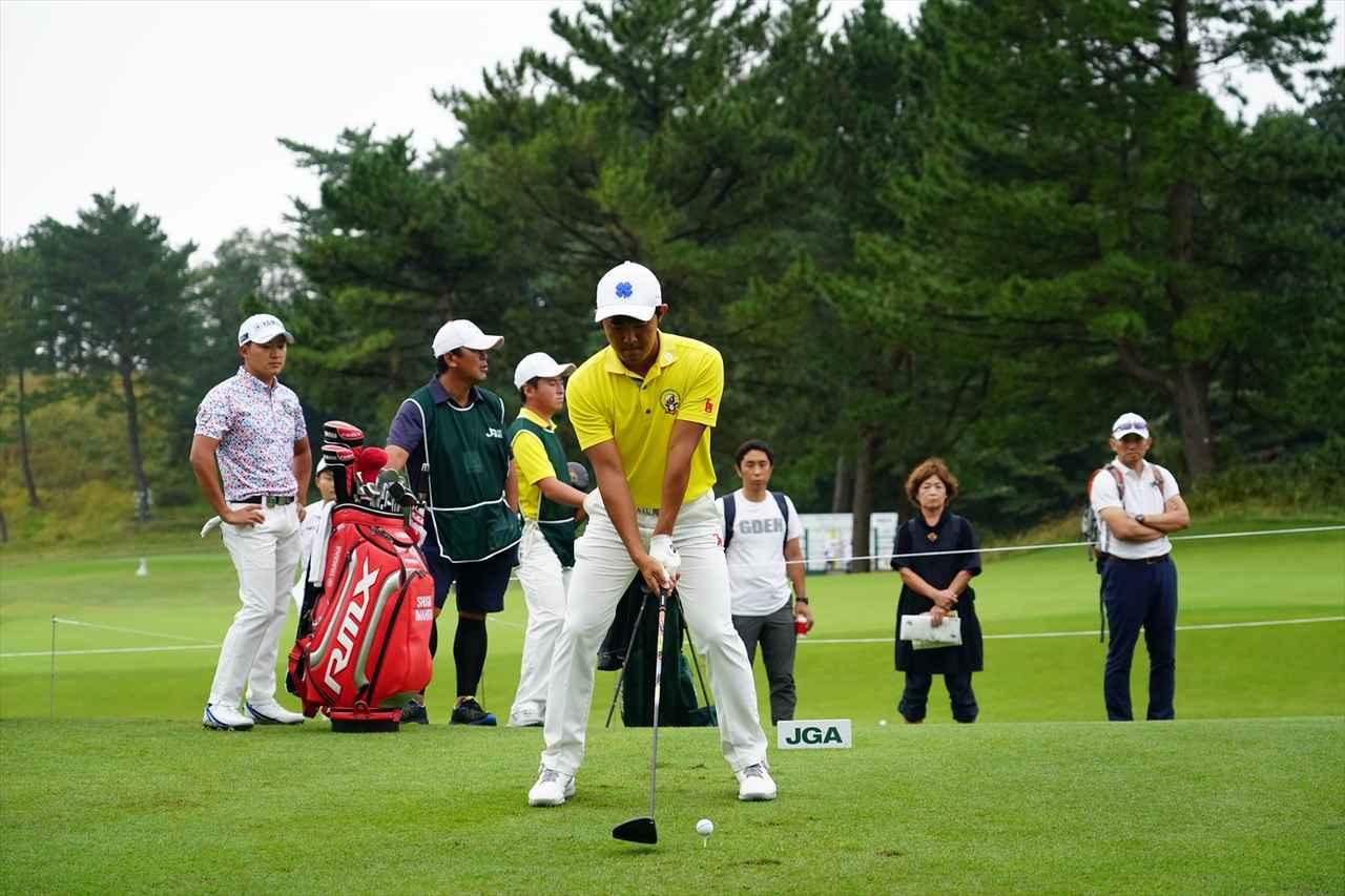 Images : 1番目の画像 - 金谷拓実ドライバー連続写真 - みんなのゴルフダイジェスト