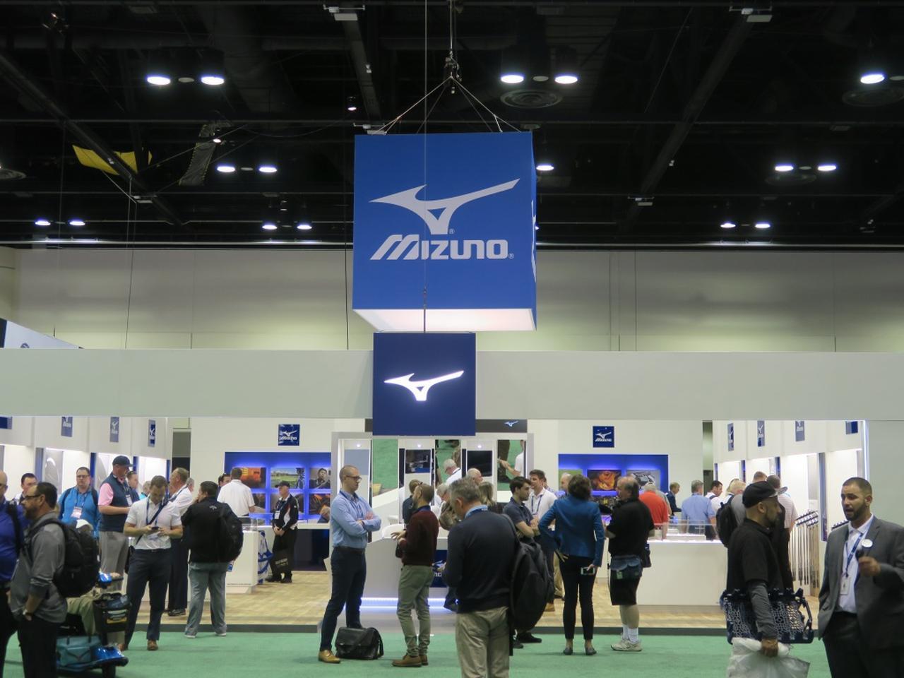 画像: 日本ブランドのミズノはアメリカでも多くのゴルファーが注目。アイアン、ドライバーともに人気