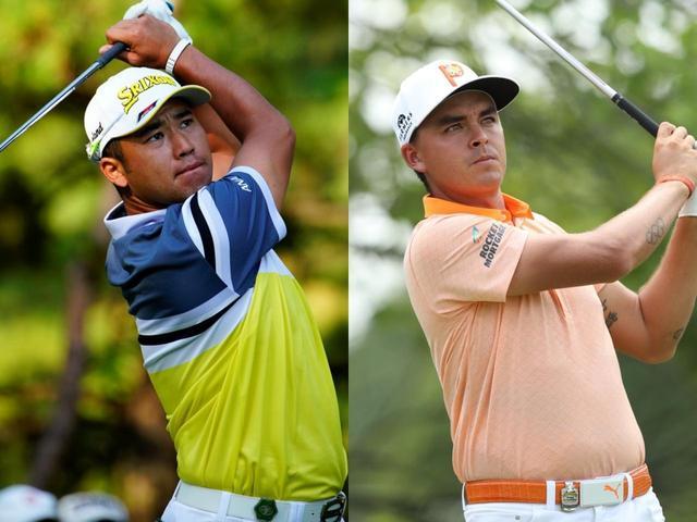 画像: 松山(左)とファウラー(右)の激闘はコンピュータが予想したように再現されるのか?(写真は2018年のダンロップフェニックス 撮影/岡沢裕行(左)、全米プロゴルフ選手権 撮影/姉崎正(左))